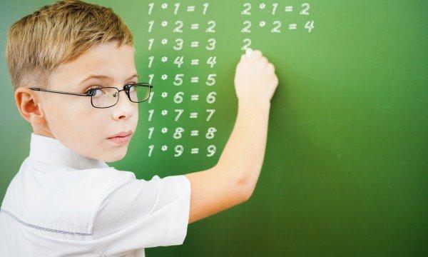 Как выучить таблицу умножения ребенку за 5 минут