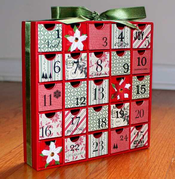 адвент-календарь для детей своими руками (2)